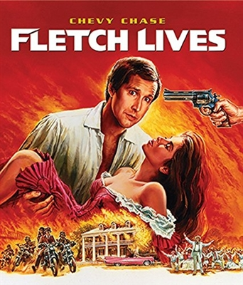 Fletch Lives 12/17 Blu-ray (Rental)