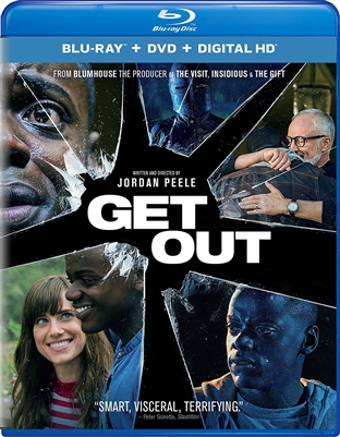 Get Out 04/17 Blu-ray (Rental)