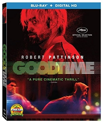 Good Time 09/17 Blu-ray (Rental)