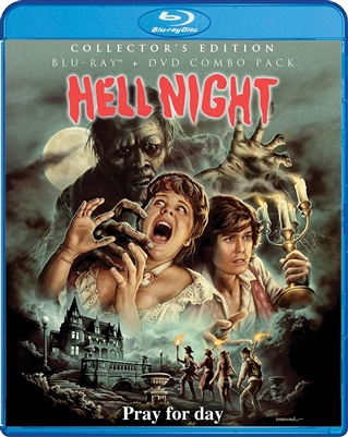 Hell Night 11/17 Blu-ray (Rental)