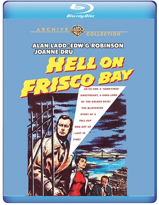 Hell on Frisco Bay 09/17 Blu-ray (Rental)