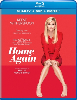 Home Again 11/17 Blu-ray (Rental)