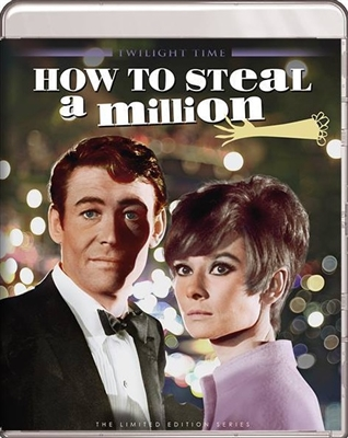 How to Steal a Million 04/17 Blu-ray (Rental)