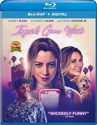 Ingrid Goes West 09/17 Blu-ray (Rental)