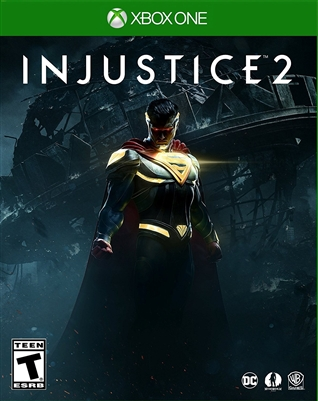 Injustice 2 - Xbox One Blu-ray (Rental)