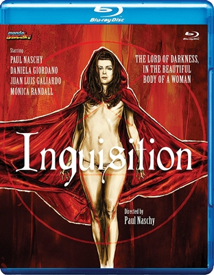 Inquisition 04/17 Blu-ray (Rental)