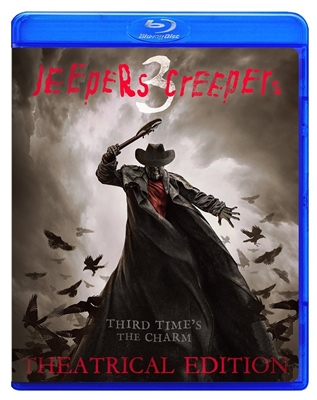 Jeepers Creepers 3 12/17 Blu-ray (Rental)