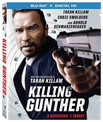 Killing Gunther 11/17 Blu-ray (Rental)
