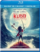 Kubo and the Two Strings 3D Blu-ray (Rental)