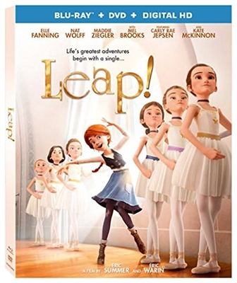Leap! 11/17 Blu-ray (Rental)