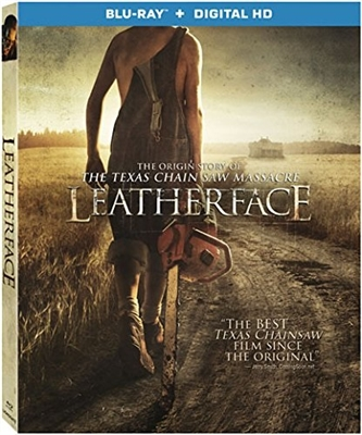 Leatherface 11/17 Blu-ray (Rental)