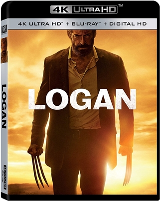 Logan 4K UHD Blu-ray (Rental)