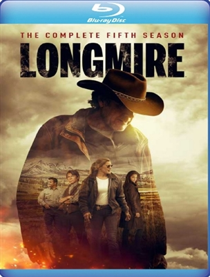 Longmire Season 5 Disc 3 Blu-ray (Rental)