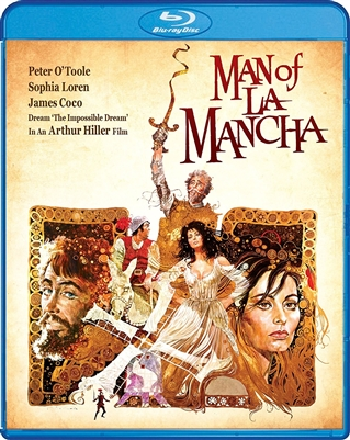 Man of la Mancha 04/17 Blu-ray (Rental)