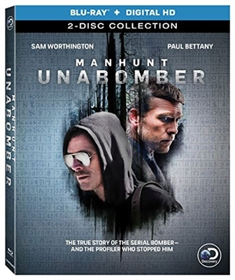 Manhunt: Unabomber 11/17 Blu-ray (Rental)