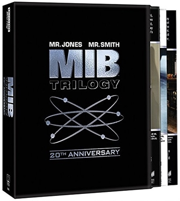 Men in Black III 4K UHD Blu-ray (Rental)