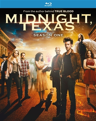 Midnight, Texas: Season 1 Disc 1 Blu-ray (Rental)