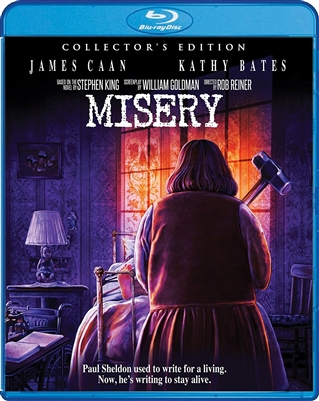 Misery 11/17 Blu-ray (Rental)