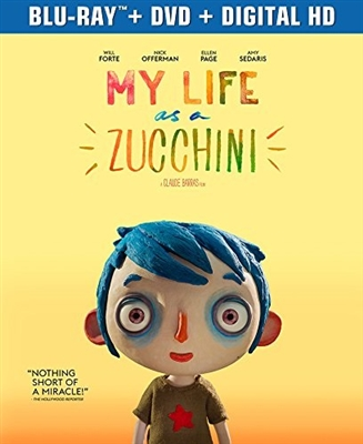 My Life as a Zucchini 04/17 Blu-ray (Rental)
