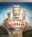 Mysteries of Ancient China 4K 09/17 Blu-ray (Rental)
