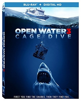 Open Water 3: Cage Dive 08/17 Blu-ray (Rental)