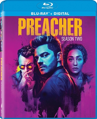 Preacher Season 2 Disc 1 Blu-ray (Rental)