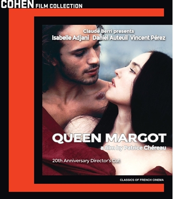 a review of the film queen margot by patrice chereau