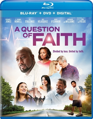 Question of Faith 12/17 Blu-ray (Rental)