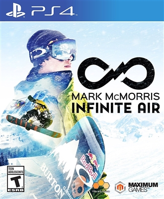 Infinite Air PS4 09/16 Blu-ray (Rental)