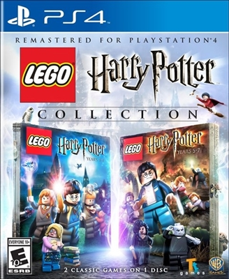 LEGO Harry Potter Collection PS4 09/16 Blu-ray (Rental)