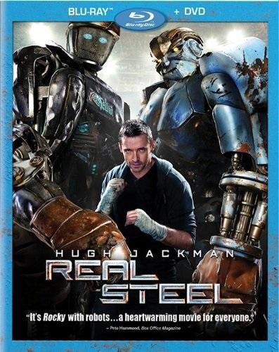 Real Steel 2011 - Download Free Movies Torrents