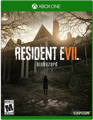 Resident Evil 7 Biohazard - Xbox One Blu-ray (Rental)