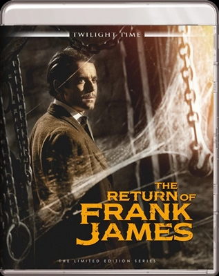 (Pre-order - ships 01/22/19) Return of Frank James 01/19 Blu-ray (Rental)
