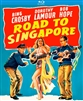 (Releases 2019/03/26) Road to Singapore 01/19 Blu-ray (Rental)