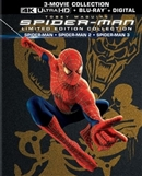 Spider-Man (Tobey Maguire) 4K UHD Blu-ray (Rental)