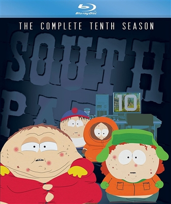 South Park Season 10 Disc 2 Blu-ray (Rental)