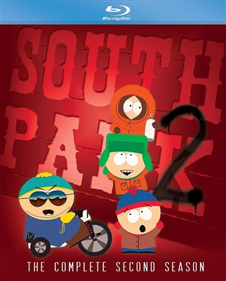 South Park Season 2 Disc 2 Blu-ray (Rental)