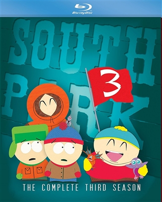 South Park Season 3 Disc 1 Blu-ray (Rental)