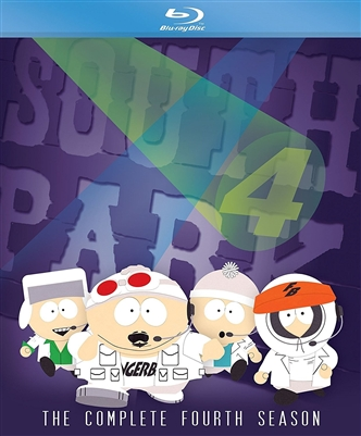 South Park Season 4 Disc 1 Blu-ray (Rental)