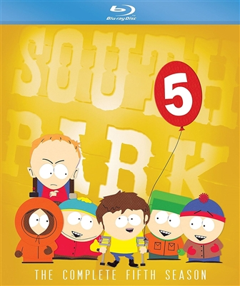 South Park Season 5 Disc 2 Blu-ray (Rental)