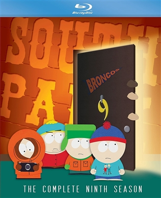 South Park Season 9 Disc 1 Blu-ray (Rental)