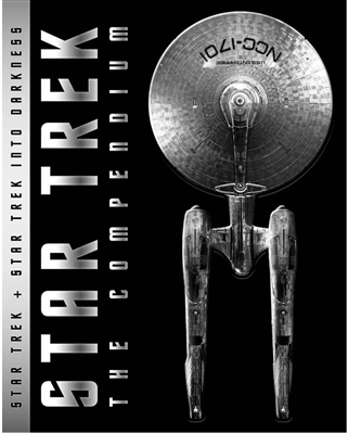 Star Trek Into Darkness IMAX Edition Blu-ray (Rental)