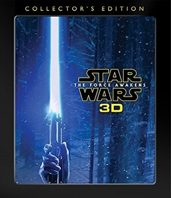 Star Wars: Episode VII - The Force Awakens 3D Blu-ray (Rental)