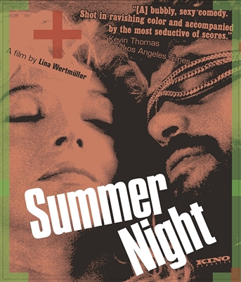 Summer Night 07/17 Blu-ray (Rental)