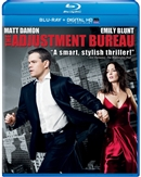 Adjustment Bureau 11/14 Blu-ray (Rental)