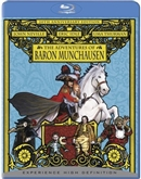 Adventures of Baron Munchausen 06/15 Blu-ray (Rental)
