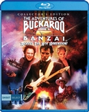 Adventures of Buckaroo Banzai Across the 8th Dimension 08/16 Blu-ray (Rental)