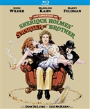 Adventure of Sherlock Holmes' Smarter Brother 09/16 Blu-ray (Rental)