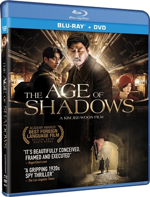 Age of Shadows 03/17 Blu-ray (Rental)