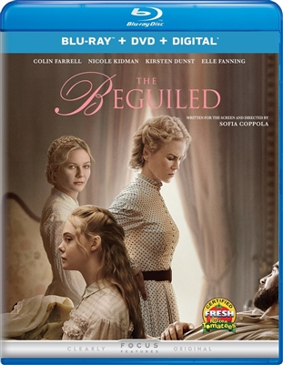Beguiled 08/17 Blu-ray (Rental)
